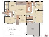 Beautiful Home Floor Plans 4 Bedroom Single Story Floor Plans Images with Beautiful