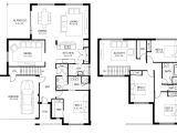 Beautiful Home Floor Plans Two Story House Plans with Terrace Beautiful House Design