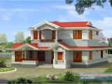 Beautiful Home Plan and Elevation 2497 Square Feet 4 Bedroom Double Floor Beautiful Home