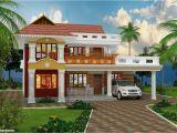 Beautiful Home Plans 2700 Sq Feet Beautiful Villa Design Kerala Home Design