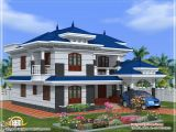 Beautiful Home Plans In India April 2012 Kerala Home Design and Floor Plans