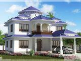 Beautiful Home Plans In India Home Design Beautiful Dream Home Design In Sqfeet Kerala