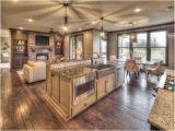 Beautiful Open Floor Plan Homes Open Kitchen Floor Plans Open Floor Plan Photo
