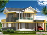 Beautiful Small Home Plans Beautiful 4 Bedroom House Elevation In 1880 Sq Feet