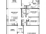 Beazer Homes Floor Plans Silverado Home Plan In Paloma Creek south Little Elm Tx