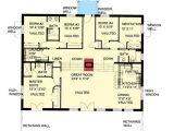 Berm Home Floor Plans Plan 35458gh attractive Berm House Plan House Plans