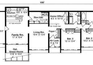 Bermed Home Plans 14 Dream Earth Sheltered Home Floor Plans Photo House