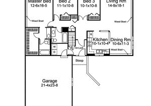 Bermed Home Plans Crestbrook Berm Ranch Home Plan 008d 0023 House Plans