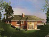 Bermed Home Plans Greensaver atrium Berm Home Plan 007d 0206 House Plans