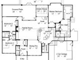 Best Home Design Plans Country One Story House Plan
