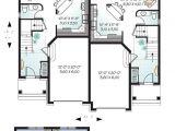 Best Home Plans for Families Best 25 Duplex House Plans Ideas On Pinterest Duplex