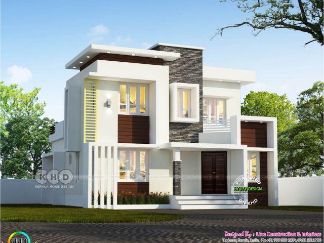 Best Kerala Home Plans April 2018 Kerala Home Design And Floor Plans