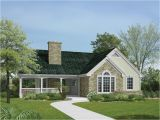 Best One Story Home Plans Single Story Ranch Style House Plans with Wrap Around
