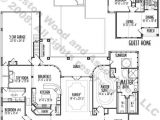 Best Retirement Home Plan One Story Retirement House Plans