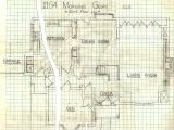 Bewitched House Floor Plan 1164 Morning Glory Circle Adam 39 S original 1164 Drawings
