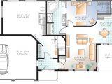 Bi Generation House Plans Contemporary Bi Generational House Plan 22326dr 1st