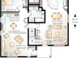 Bi Generation House Plans Semi Detached Homes Manors Small Castles W6017