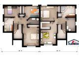 Bi Generation House Plans Zen Contemporain Jumeles Bi Generation Lap0300