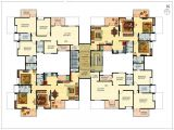 Big Family Home Floor Plans Large Family House Plans with Multi Modern Feature