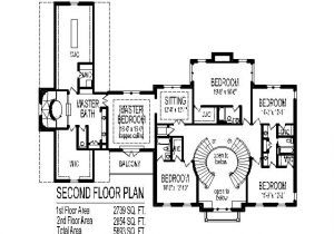 Big House Floor Plans 2 Story Big Double Storey House Plans Home Deco Plans
