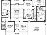 Big House Floor Plans 2 Story Marvelous 2 Story Bungalow House Plans Bedroom Floor Plan