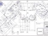 Biggest House Plans Big House Floor Plan Large Plans Architecture Plans 4063