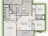 Bill Clark Homes Floor Plans the Conner Plan at Arbor Hills In Greenville north