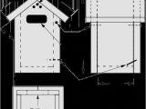 Bird House Plans for Wrens Wren Birdhouse Plans