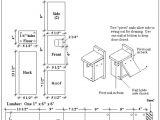 Bird House Plans Free Free Bluebird House Plans Multiple Designs