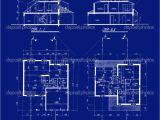 Blueprint Floor Plans for Homes Blueprints Houses Interior4you