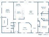 Blueprint Floor Plans for Homes House Plan Pole Barn House Floor Plans Pole Barns Plans