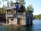 Boat House Plans Pictures Lovely Rustic Stone and Wooden Boat House Design Plan