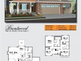 Brentwood House Plan Brentwood 2 Story House Plan