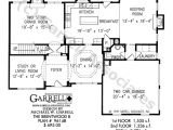 Brentwood House Plan Brentwood B House Plan Country Farmhouse southern