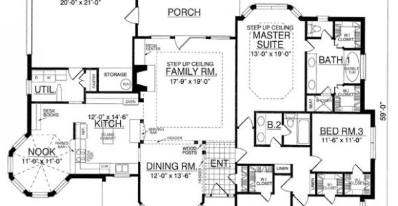 Brentwood House Plan the Brentwood 8203 4 Bedrooms and 2 5 Baths the House
