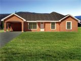 Brick Homes Plans Brick Ranch Home Plan 61032ks Architectural Designs