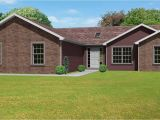 Brick Homes Plans Large Red Brick Ranch House House Design and Office