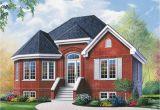 Brick House Plans with Photos Brick Ranch House with Bay Window Ranch House Plans with