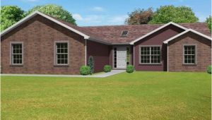 Brick Ranch House Plans Basement 17 Best Simple Ranch Style House Plans with Full Basement