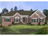 Brick Ranch House Plans Basement Stovall Park Brick Ranch Home Plan 013d 0100 House Plans