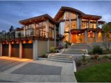 British Columbia Home Plans Waterfront House Plans In Beautiful British Columbia