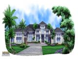British West Indies Home Plans French West Indies Style British West Indies Style House
