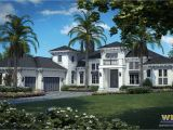 British West Indies Home Plans West Indies House Plan Coastal Contemporary Home Floor Plan