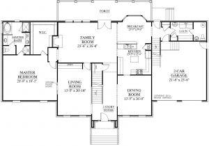 Brookfield Homes Floor Plans Houseplans Biz House Plan 3241 C the Brookfield C
