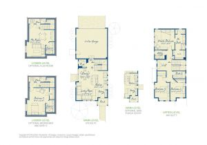 Brookfield Homes Floor Plans Tealight 4 Contemporary Brookfield Residential Co