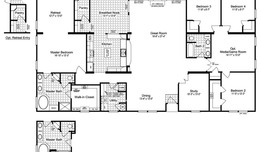 """Triple Wide Mobile Home Floor Plans on double wide mobile home plans, triple wide manufactured homes, luxury log home floor plans, 2012 marlette floor plans, marlette triple wide floor plans, marlette modular home plans, triple wide office floor plans, triple wides with 6 bedrooms, triple wide floor plans with 5 bedrooms, 20"""" wide 1 bedroom floor plans, fleetwood 3-bedroom floor plans, cavalier homes floor plans, jac homes floor plans, homes of merit floor plans, palm harbor triple wide floor plans, south ranch floor plans, magnolia homes floor plans, fleetwood homes floor plans, maronda homes models floor plans, southern mobile homes floor plans,"""