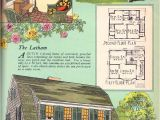 Builder Magazine House Plans 1925 Latham American Builder Magazine William A