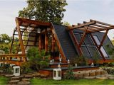 Building Green Homes Plans the soleta Zeroenergy One Small House Bliss