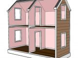 Building Plans for 18 Inch Doll House Doll House Plans 18 Inch Doll Woodworking Projects Plans