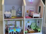 Building Plans for 18 Inch Doll House Items Similar to Doll House Plans for American Girl or 18